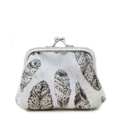 Bande de Plumes | Small Coin Purse