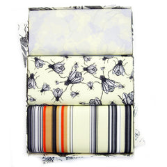 Shoo Fly Shoo | Set of 3 Handkerchiefs