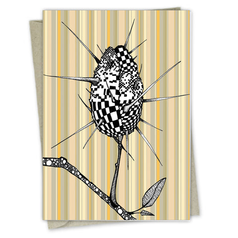 Thistle Tisle | A6 Greeting card
