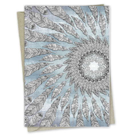 Atelier de Plumes | A6 Greeting card