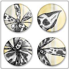 Shift Orchid | Button Badge Set