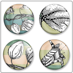 Great Vine | Button Badge Set