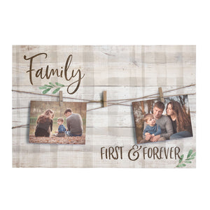 Family First and Forever Twine Pallets