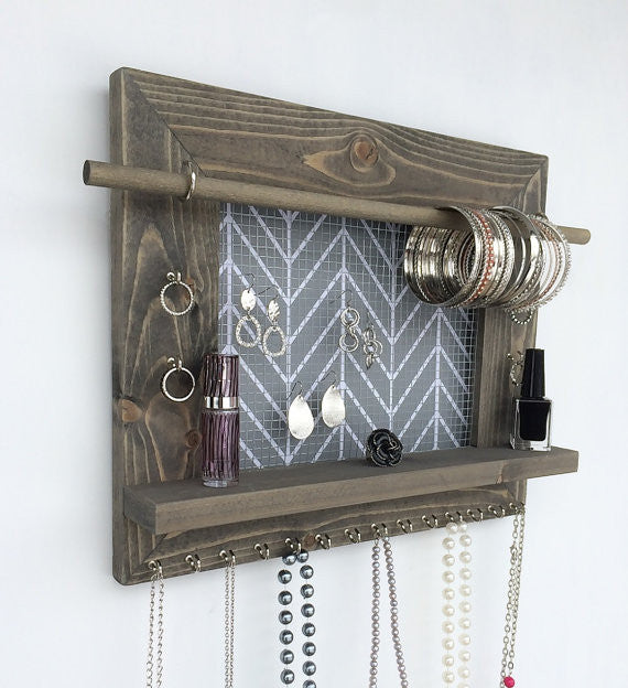 Jewelry Display and Storage Ideas