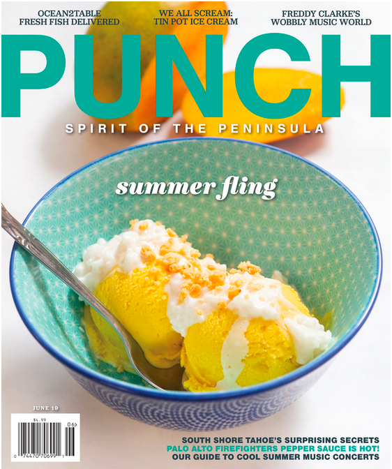 Punch Monthly {Magazine}
