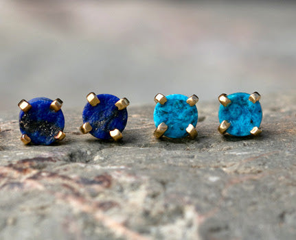 Turquoise, Lapis and Opal - Oh my!