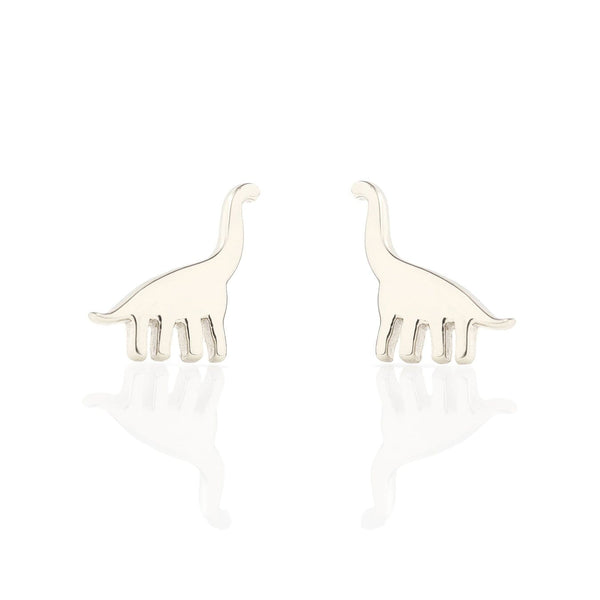 Brontosaurus Stud Earrings