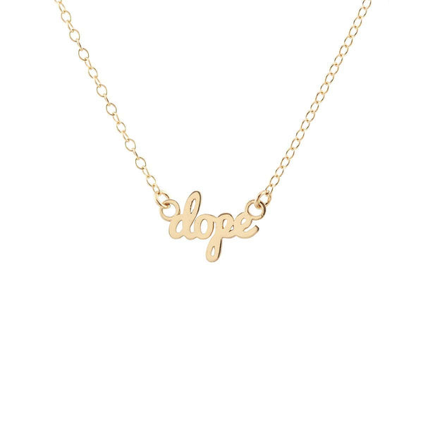 Dope Charm Necklace