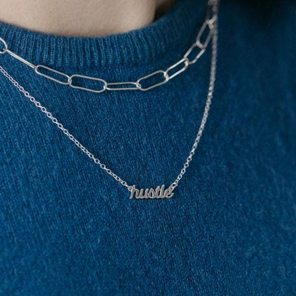 Hustle Charm Necklace