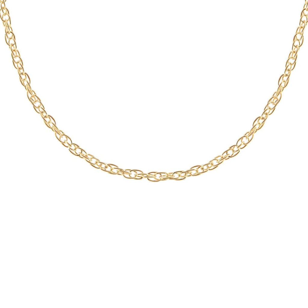 Extra Large Rope Chain Choker