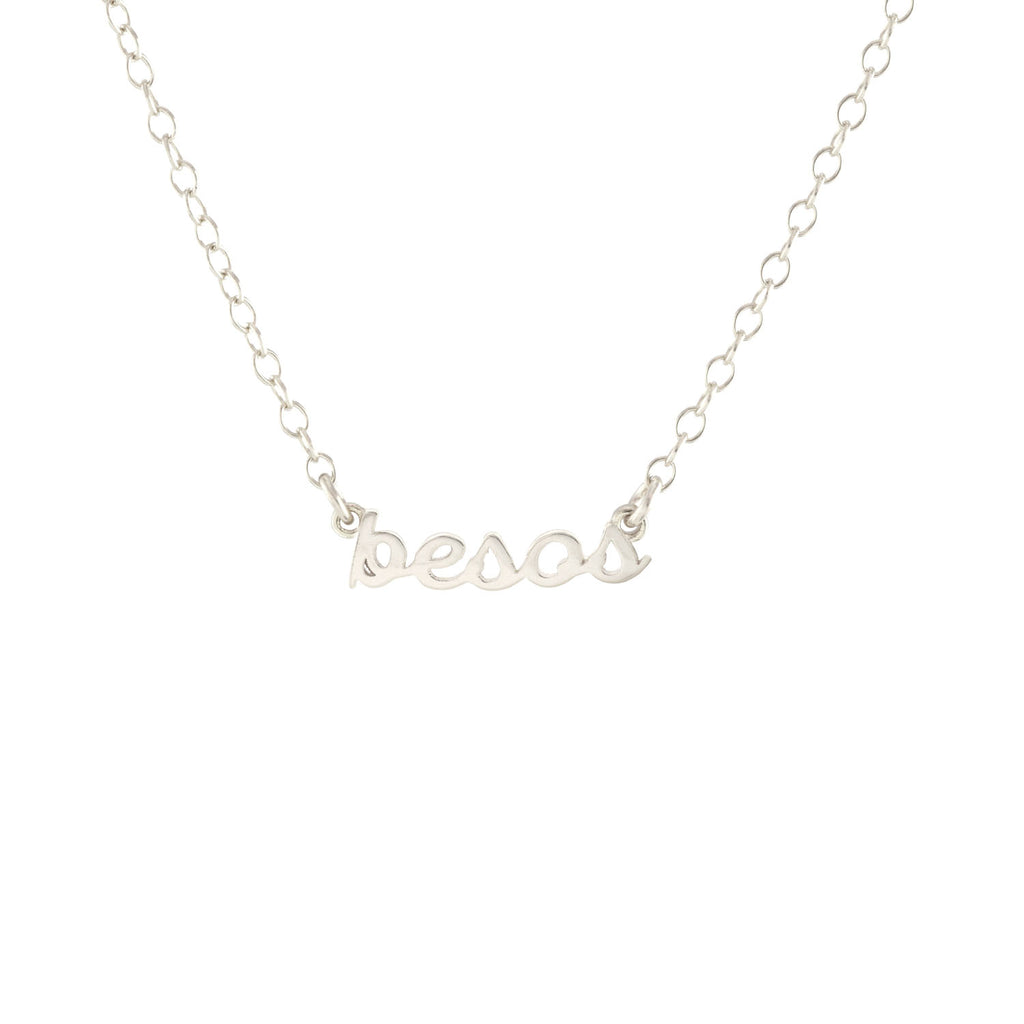 Besos Charm Necklace