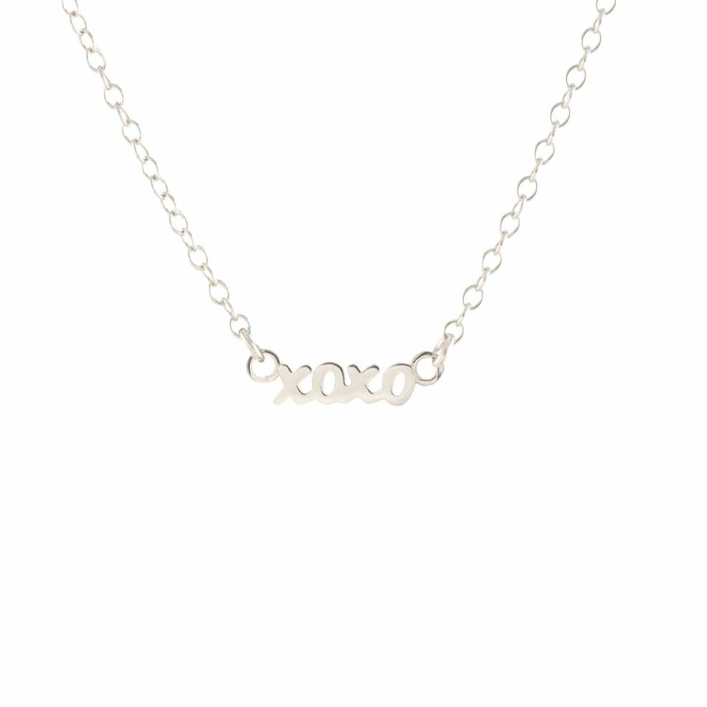 Xoxo Charm Necklace
