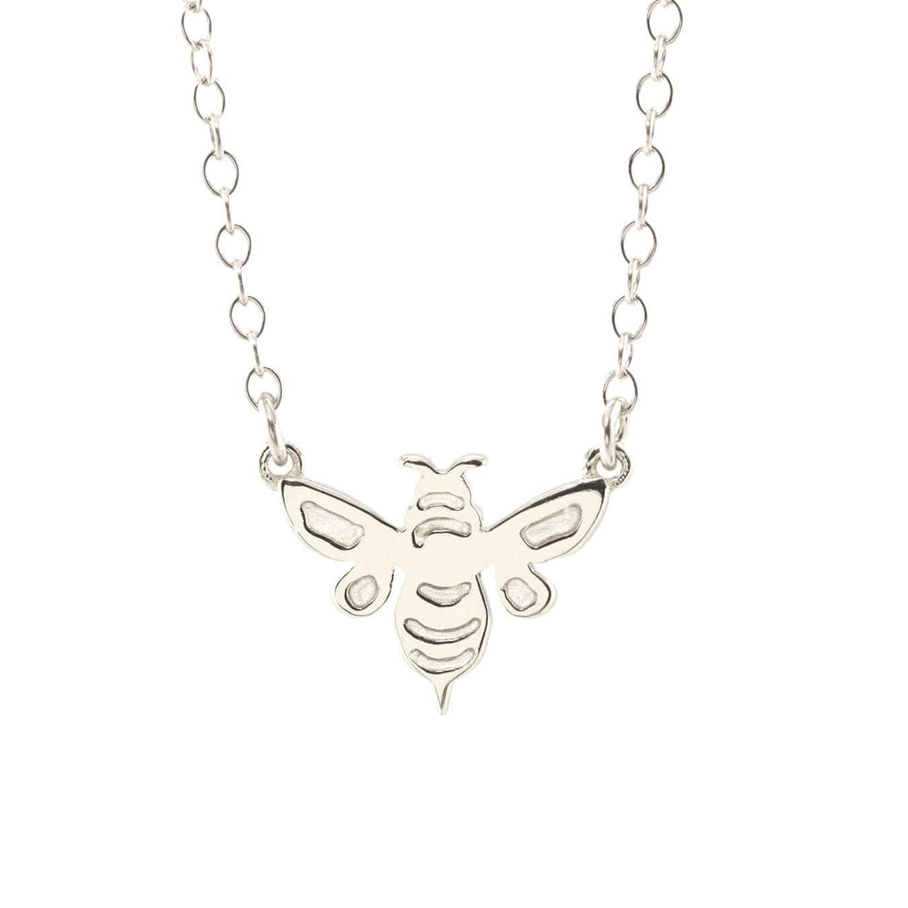 Bumble Bee Charm Necklace