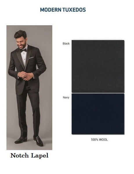 Paul Betenly Trim Fit Tuxedo