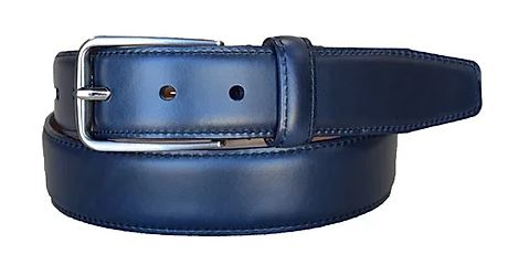 Lejon Navy Cambridge Belt