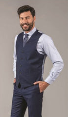 Paul Betenly Vest (Multiple Colors Available)