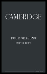Cambridge Super 120s 20072