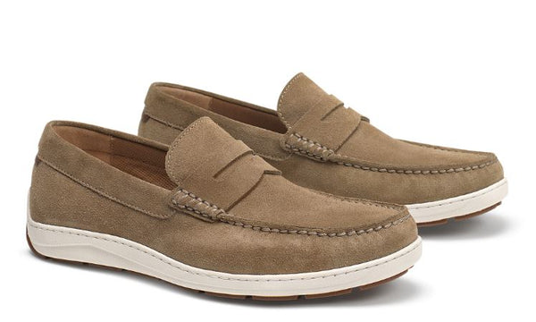 Trask Toupe Suede Sheldon