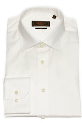 Serica Classic Non-Iron Dress Shirt - Cream