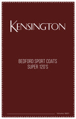 Kensington Bedford Super 120's 18011