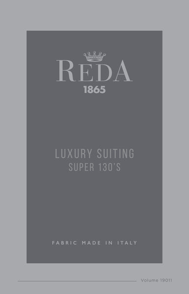 Reda Luxury Super 130's 19011