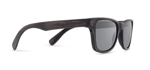 Shwood Distressed Dark Walnut Canby Wood Sunglasses