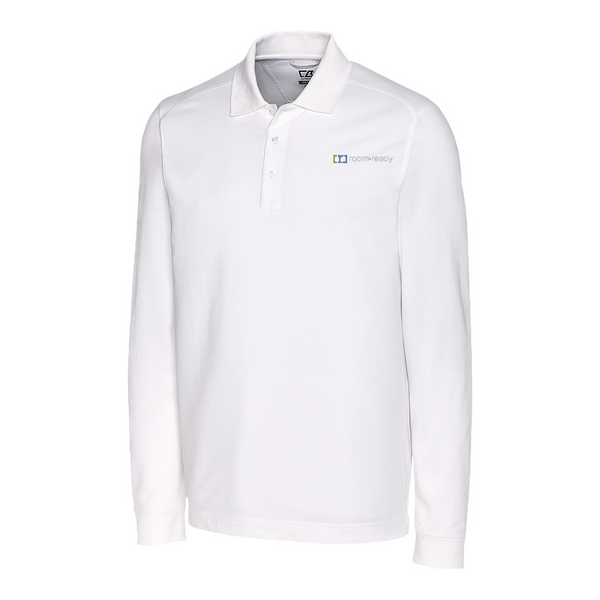 Men's Advantage L/S Polo