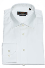 Serica Classic Non-Iron Dress Shirt - White