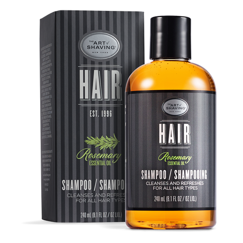 Art of Shaving Rosemary Hair Shampoo 8oz