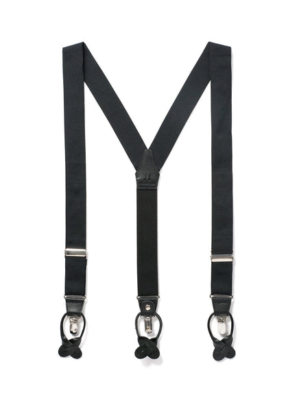 JJ Suspenders Back to Black Formal