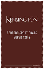 Kensington Bedford Super 120's 20011