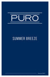 Puro Summer Breeze 20011