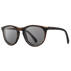 Shwood Belmont Distressed Walnut Sunglasses