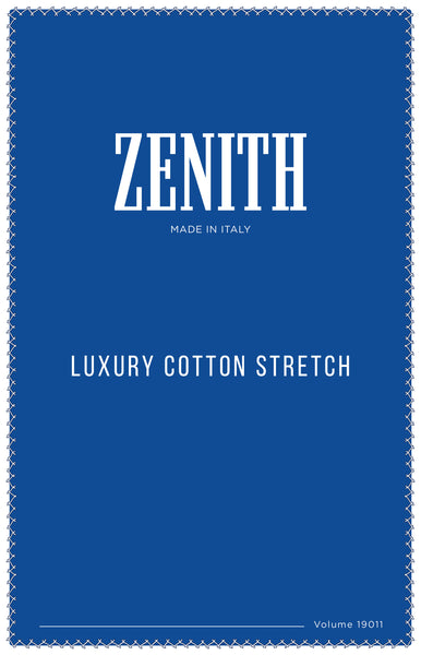 Zenith Luxury Cotton Stretch 19011