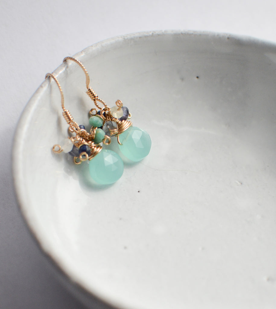 Cenote Earrings