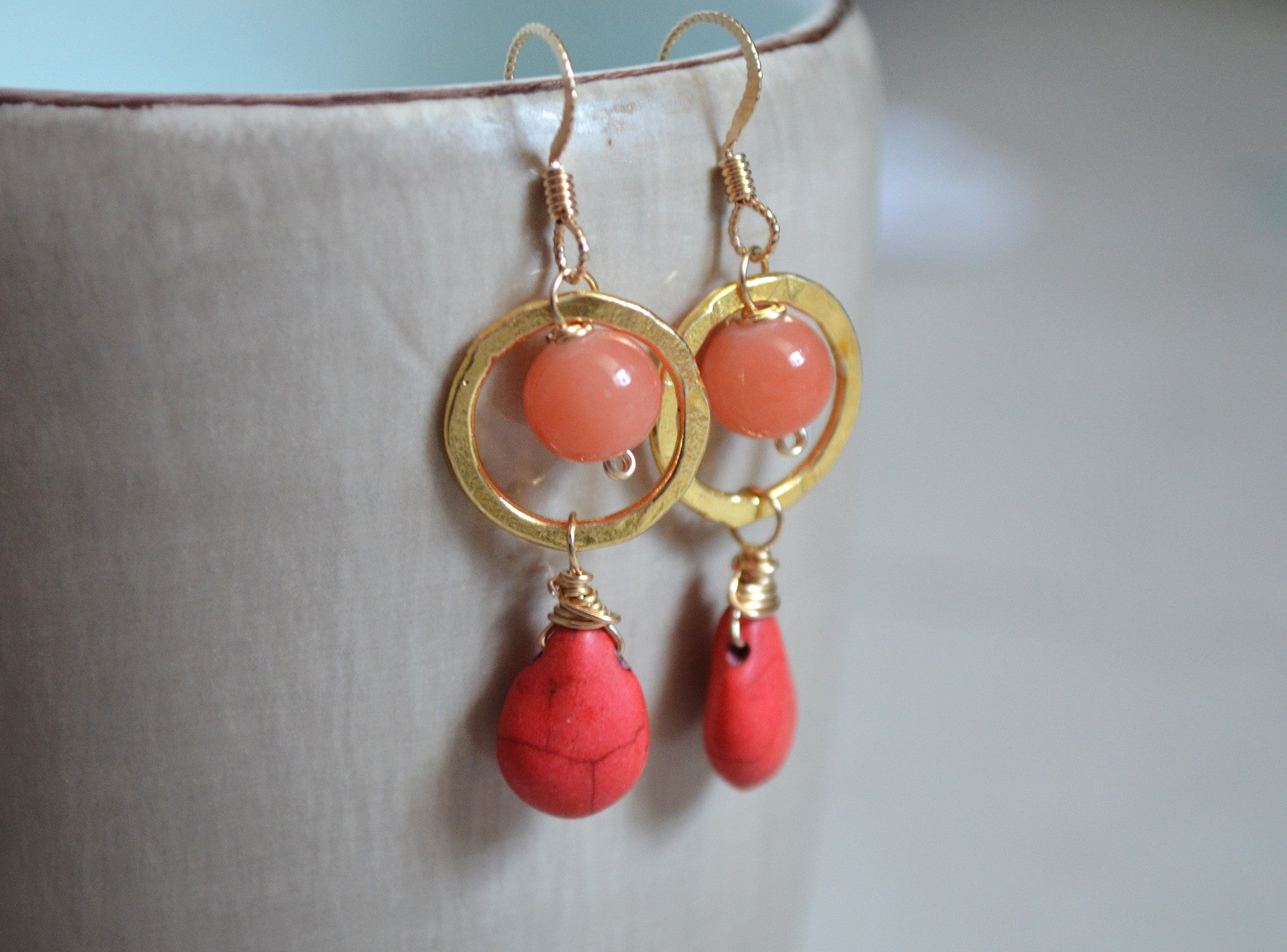 Passionfruit Earrings