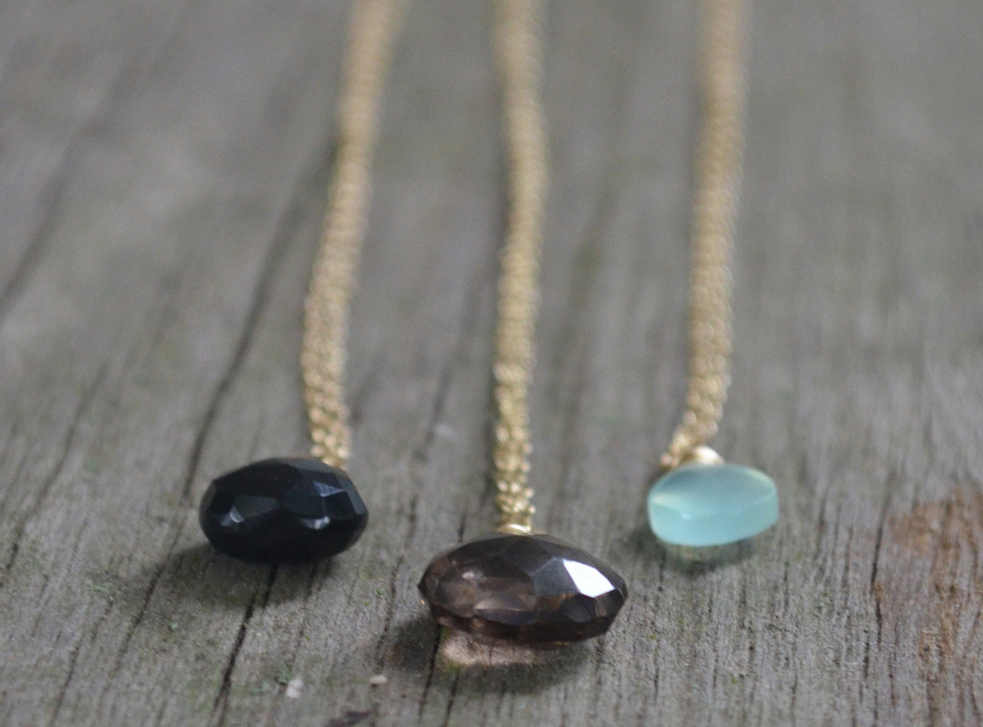 Delicate Necklaces