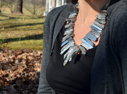 Rocky Cliff Necklace