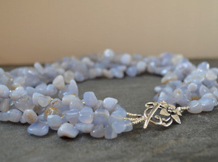 Sea Lavender Necklace