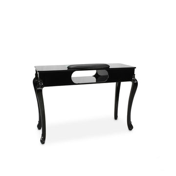 BERKELEY FIONA MANICURE TABLE (BLACK)