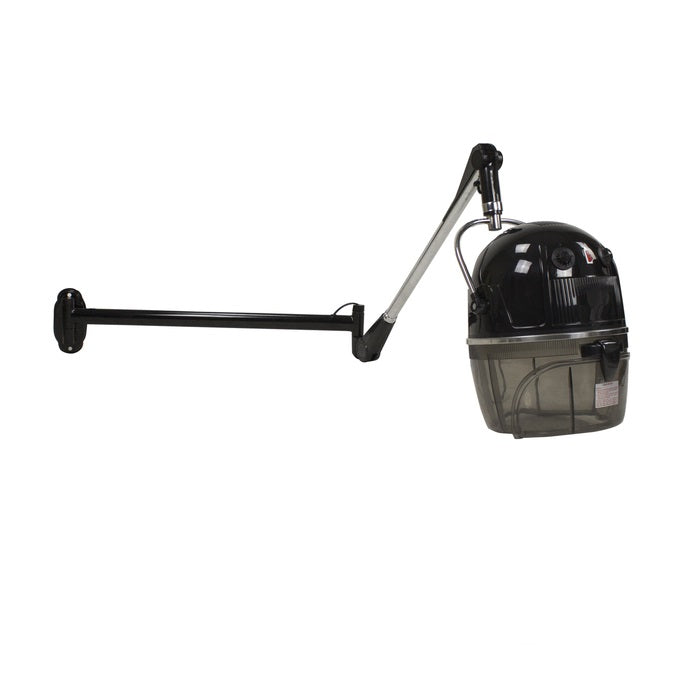 BERKELEY LIBRA HAIR DRYER WITH WALL ARM