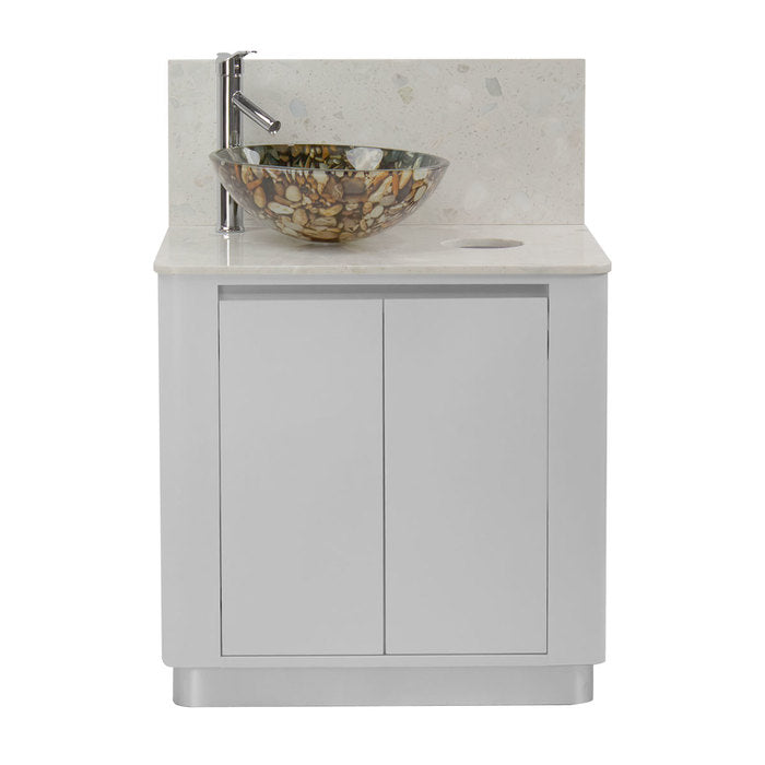 MAYAKOBA SONOMA SINGLE SINK WITH MIRROR