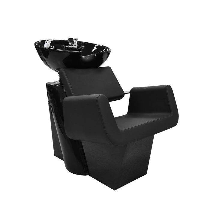 BERKELEY ARON SHAMPOO CHAIR (BLACK EDITION)