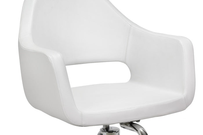 BERKELEY RICHARDSON SALON CHAIR (WHITE)