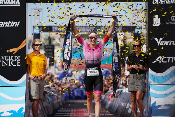 Daniela Ryf wins record 5th Ironman 70.3 World Championship