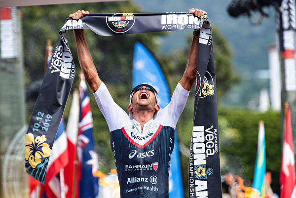 Jan Frodeno sets new Ironman World Championship record in Kona