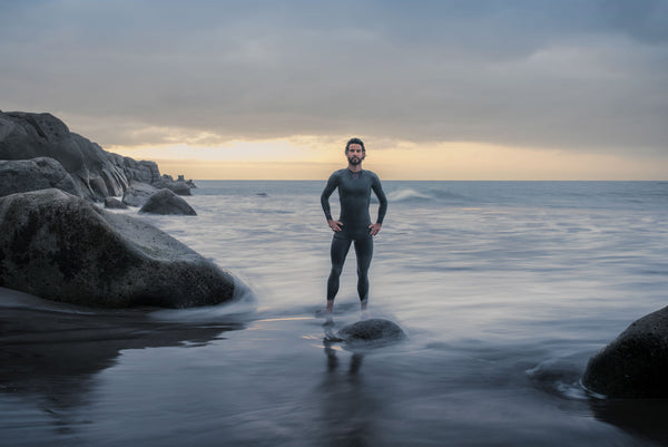 deboer wetsuits manuel kung discusses triathlon training and racing in gran canaria spain