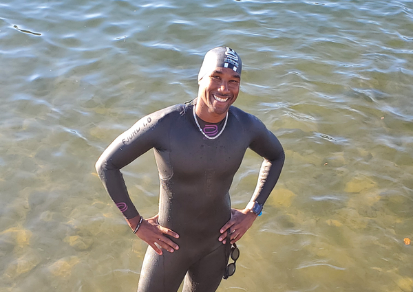 Age group triathlete Norm Woods reviews the deboer wetsuits Fjord 1.0 and calls it the best