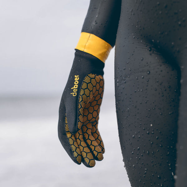 Polar Gloves - Triathlon - deboer wetsuits