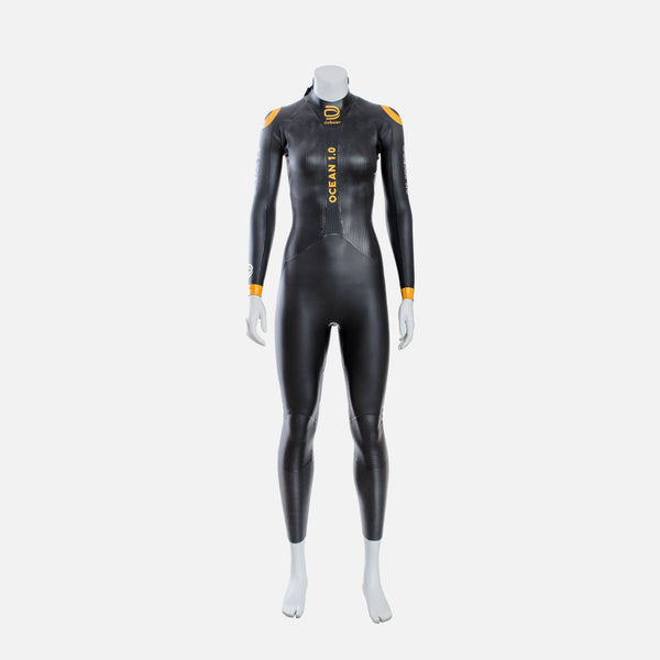 Women's Ocean 1.0 - Triathlon - deboer wetsuits